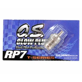 OS RP7 Turbo Glow Plug Cold On-Road