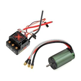 Castle Creations CSE010-0145-02 Monster X 25.2V Esc W/2650Kv Motor