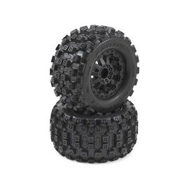 "Proline Racing PRO10125-15 Badlands 2.8"" Mounted Tires"