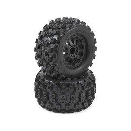 "Proline Racing PRO10125-15 Badlands 2.8"" Mounted Tires"