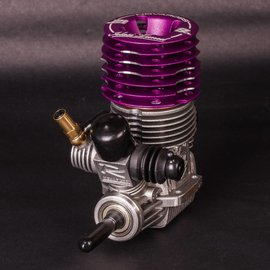 Novarossi .21 On Road 3.5cc Long Stroke-1/8 Tuned Nitro Motor