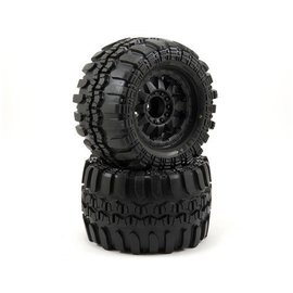 Proline Racing Interco TSL SX Super Swamper 3.8 All Terrain Tires / F-11 Wheels (2)
