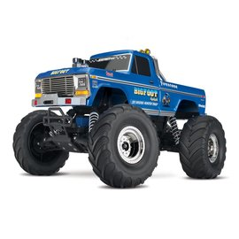 Traxxas 1/10 Bigfoot #1 The Original Monster Truck Blue