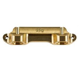Team Associated B6 Brass Arm Mount C 25g