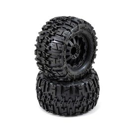 "Proline Racing Trencher 2.8"" All Terrain Tires Mounted on F-11 (2)"