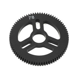 Exotek Racing Flite Spur Gear 48P 78T, Machined Delrin for EXO Spur Gear Hubs