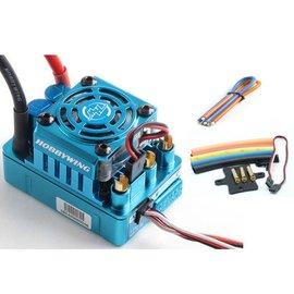 Hobbywing Xerun-SCT Pro ESC Blue (1/10, 1/8 SCT, 1/8 Buggy)