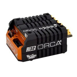 ORCA OES833VG Vritra R32 Competition ESC Orange-Black