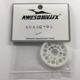 Awesomatix 95T 64p Spur Gear