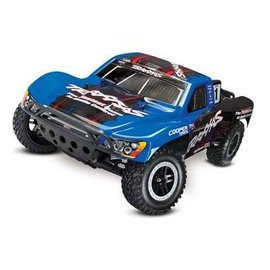Traxxas Slash 1/10 2Wd Bl S.C. Race Truck, Rtr W/ On Board Audio