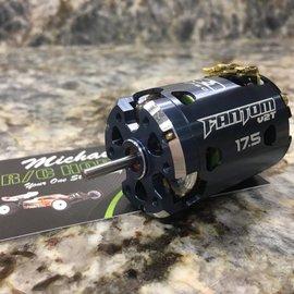 Fantom Racing 17.5 Turn V2T Works Plus Brushless Motor (12.5mm)