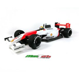 Mon-Tech Racing Formula 1 F17 Body