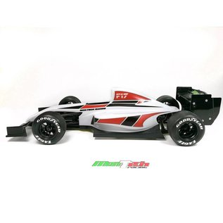 Mon-Tech Racing MB-017-003  Formula 1 F17 Body