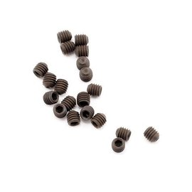 Team Associated M3 X 3MM Set Screws (20)