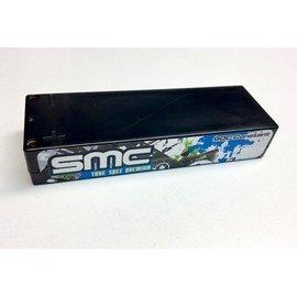SMC True Spec Premium 7.4V 7200mAh 131 Amps/90C Lipo 5mm Inboard