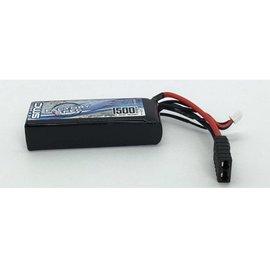 SMC Factory Spec 1/16 Mini Revo 1500mAh 11.1v 3S 40C Lipo w/Traxxas