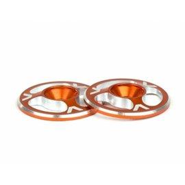 Avid RC AV1060-ORG Triad Wing Buttons Orange M3 (2)