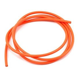 TQ Wire TQW1330  13 Gauge Super Flexible Wire- Orange 3'