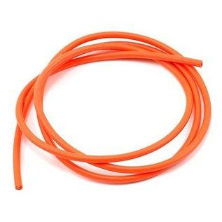 TQ Wire TQW1330  13 Gauge Super Flexible Wire- Orange 3'