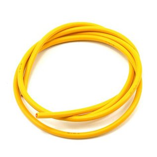 TQ Wire 13 Gauge 3' Wire Yellow