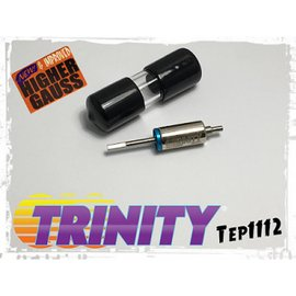 Trinity New Version 12.5mm Turquoise High Torque Rotor