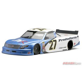 Protoform PRM1227-21 ORT Oval Race Truck Clear Body