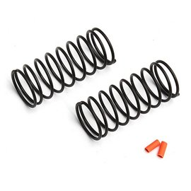 Team Associated B6 Front Spring Orange 12mm 4.05lbs (2)