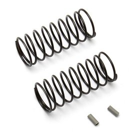 Team Associated B6 Front Spring Gray 12mm 3.45lbs (2)