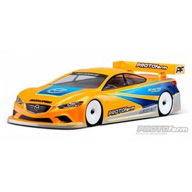 Protoform Mazda6 GX Regular Weight Clear Body for 190mm