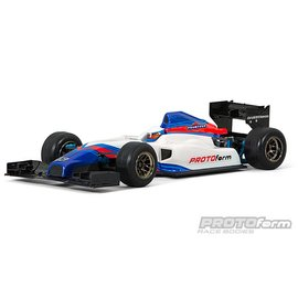 Protoform F1 Fourteen Clear Body for F-1