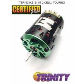 """Trinity 21.5T Monster Certified Plus"""" 2-TC Brushless Motor"""
