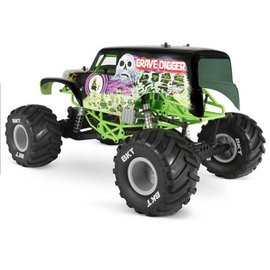 Axial Racing 1/10 SMT10 Grave Digger Monster Jam Truck 4WD RTR