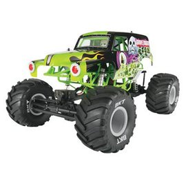 Axial Racing AX90055 1/10 SMT10 Grave Digger Monster Jam Truck 4WD RTR