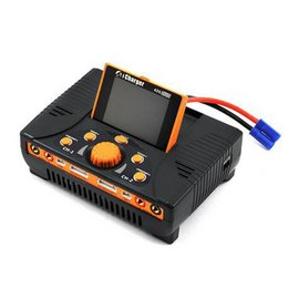 iCharger iCharger 406DUO Lilo/LiPo/Life/NiMH/NiCD DC Battery Charger (6S/40A/1400W)