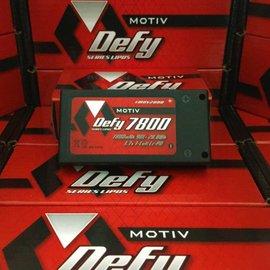 "MOTIV ""DEFY"" 7800 (1 CELL, 3.7V, 7800MAH, 90C+)"