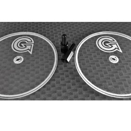 Gravity RC LLC GRC333 Wheel Well Tracing Kit