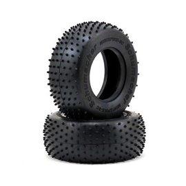"Schumacher U6769 ""Mini Spike"" Short Course Truck Tires Blue Compound (2) Schumacher"