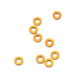 Xray XRA303122-O  Aluminum Shim 3x6x1.0mm Orange (10)