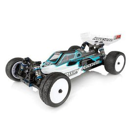 Team Associated RC10B64 Club Racer Kit w/ Brushless Motor, ESC, and Servo Included.