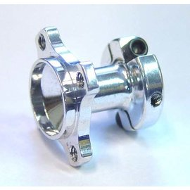 IRS Centered LEFT Side Clamping Hub (Long Hub)- SILVER