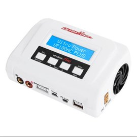 Ultra Power Plus 100W Multi-Chemistry AC/DC Charger