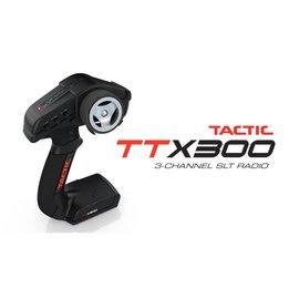 Tactic TTX300 3Ch 2.4GHz SLT Tx Rx No Servos