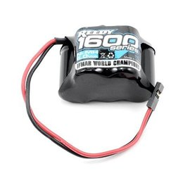 Team Associated 1600MAH NIMH 6.0V HUMP RX PACK 5-CELL