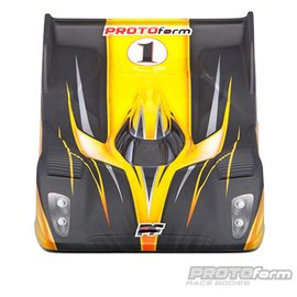 Protoform PRM1611-30 AMR-12 Regular weight On Road Car Clear Body