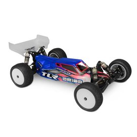 J Concepts TLR 22 3.0 Worlds Body w/6.5 Rear Wing