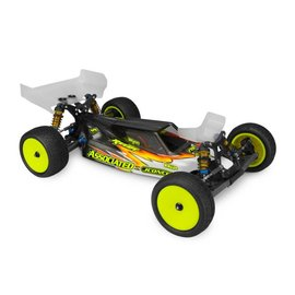 J Concepts S2  B6 | B6D Body w/Aero Wing Lightweight