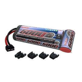 Venom Racing 8.4V 5000MAH NIMH Flat Battery Pack Universal Plug
