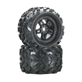 "Proline Racing Big Joe 3.8"" (40 Series) All-Terrain Tires, Mounted"