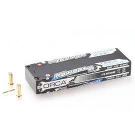 ORCA Power Plus LCG  HV Li-PO Battery 5500mAh 7.6V 2S 100C