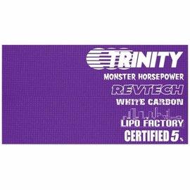 "Trinity Team Logo Pit Mat 24"" x 45"""